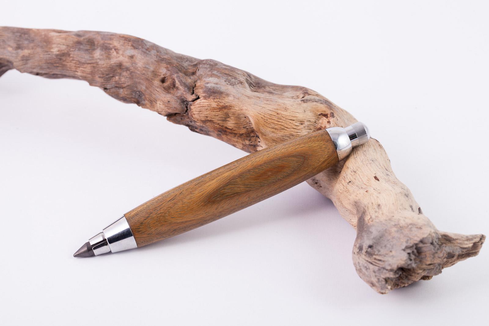 Holz-Fallminenbleistift-Pockholz