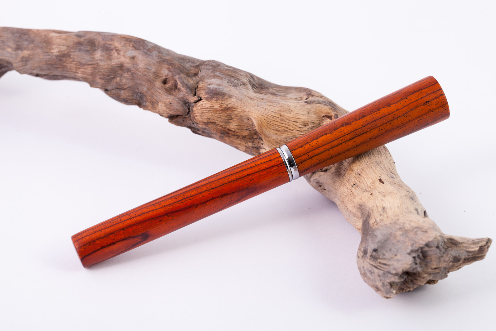 Holz-Rollerball-Cocobolo