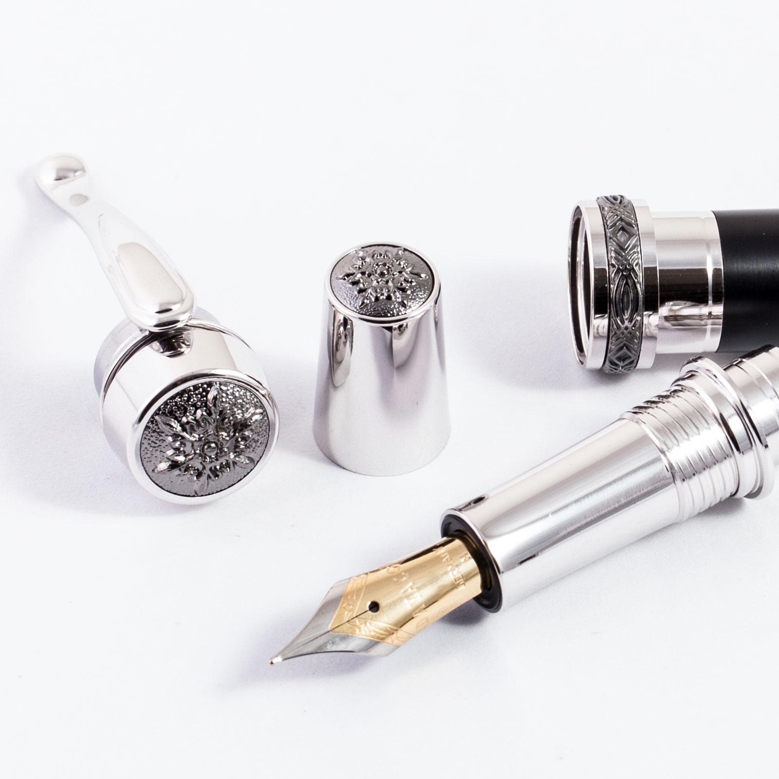 mechanik-fuellfederhalter-statesman-rhodium-black-titanium